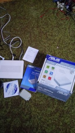 wi-fi адаптер Asus WL-600g