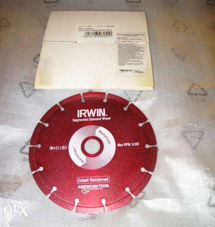 Tarcza Diamentowa Segmentowa IRWIN DD180