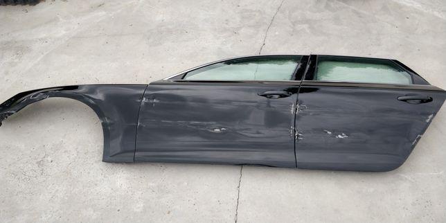 Audi b9 lewy bok drzwi blotnik ly9t