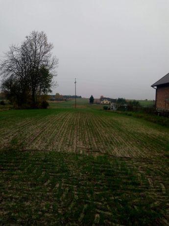 Działka budowlano-rolna