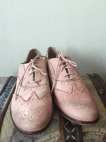 Женские туфли-оксворды
