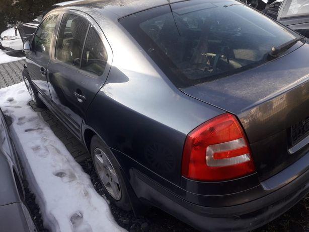 Sprzedam na części Skoda Octavia Hatchback