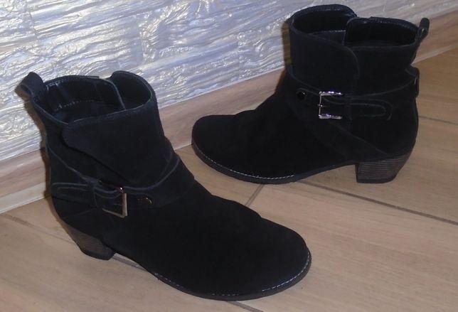 Ботинки демисезонные Elena 39 р