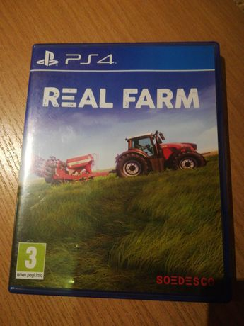 Real Farm na Ps4