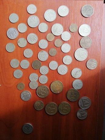 Монети монеты нумізматика колекція