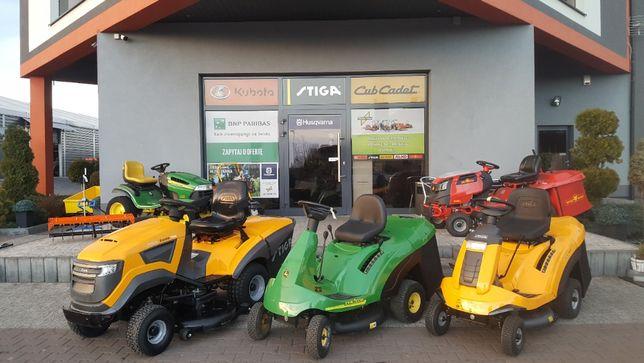 Traktor ogrodowy kosiarka Stiga Estate 7122 Briggs&Stratton 22KM kosz
