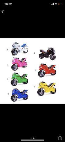 Беговел,толокар,мотоцикл орион,велобег,самокат.отличное качество