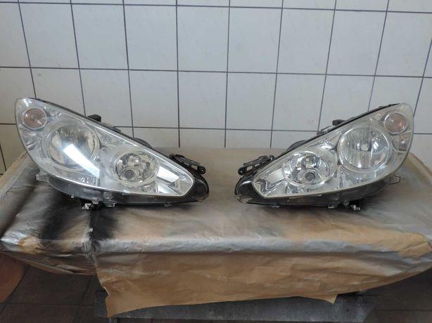 Lampy Peugeot 308 T7 Lift