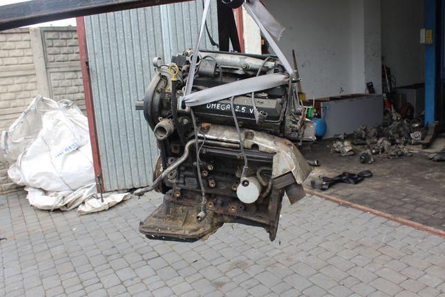 Opel Omega 2.5 V6 - silnik
