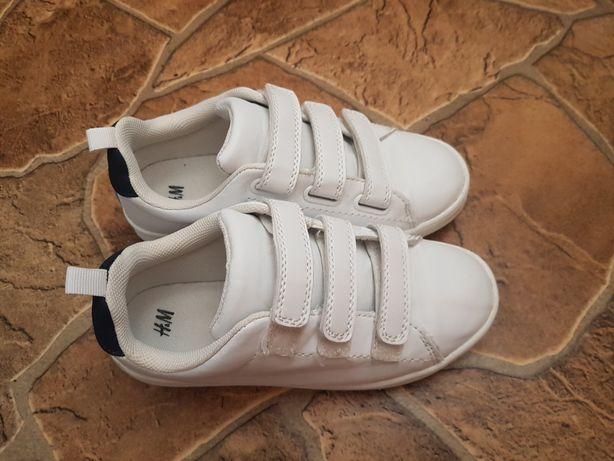 H&M Białe buty sportowe/adidasy 31