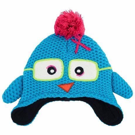 DARE2B czapka jesienno -zimowa SUPER kolory IDEAŁ j. nowa 6-9 lat