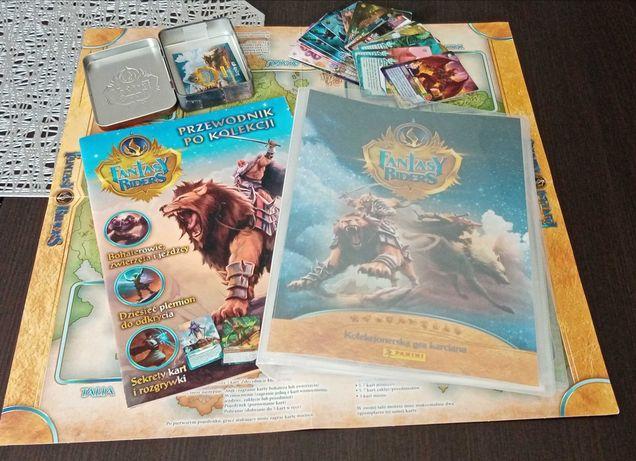 Karcianka Fantasy Riders - zestaw