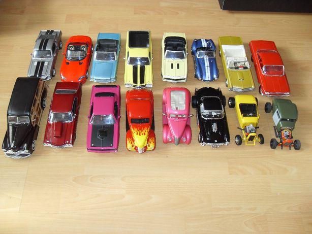 Kolekcja Modeli Model 1:18 USA Muscle Car