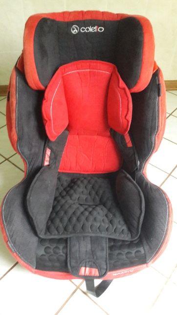 Coletto Sportivo Isofix Fotelik Samochodowy 9-36 kg