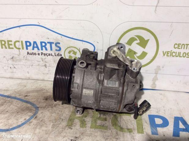 compressor de ar condicionado Land Rover Discovery 3