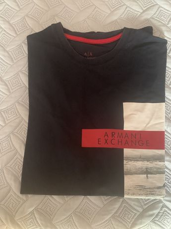 T shirt Armani exchange