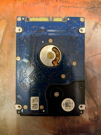 Жёсткий диск HDD Hitachi для ноутбука
