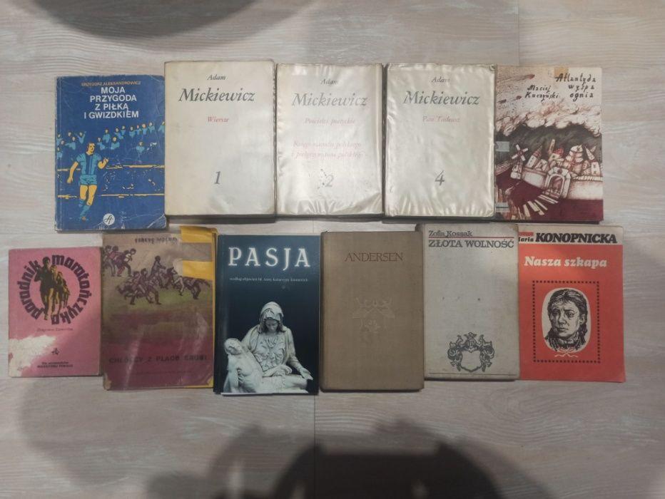 Sprzedam książki Świętochłowice - image 1