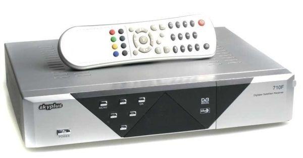 Tuner DVB-S satelitarny cyfrowy Dekoder Skyplus 710 F