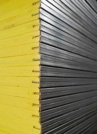 Okuta Płyta szalunkowa trójwarstwowa 21 mm żółta szalunki stropowe
