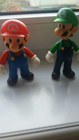 Figurki Super Mario