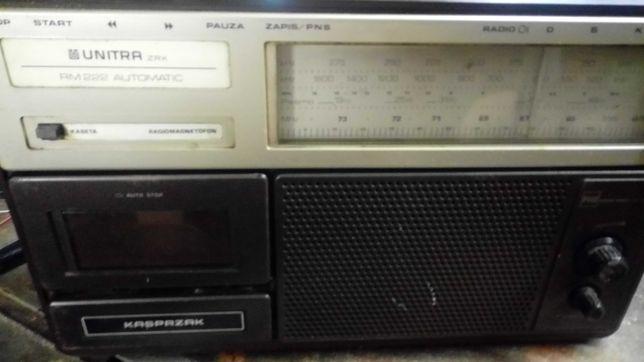 Radio kasprzak rm 222