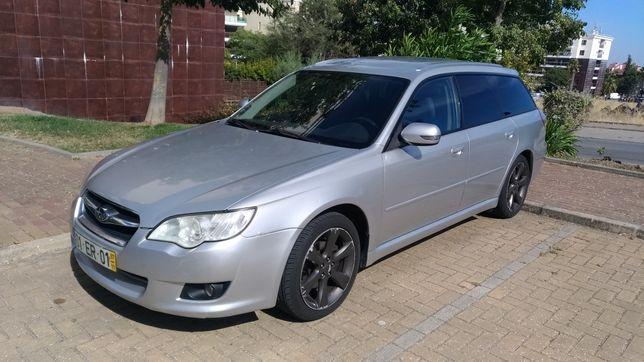 Subaru Legacy 2.0i a GPL de fabrica
