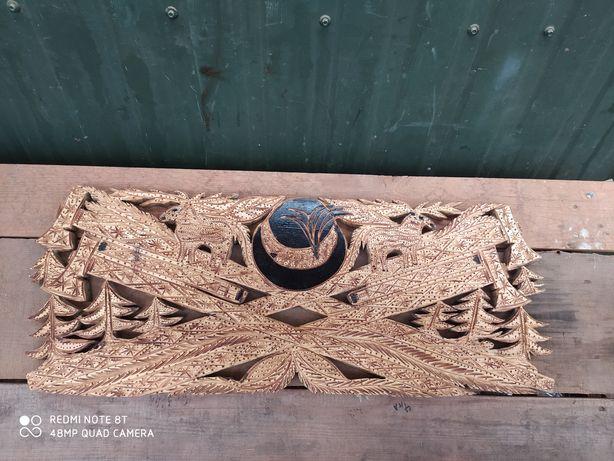 Декоративні вироби з дерева