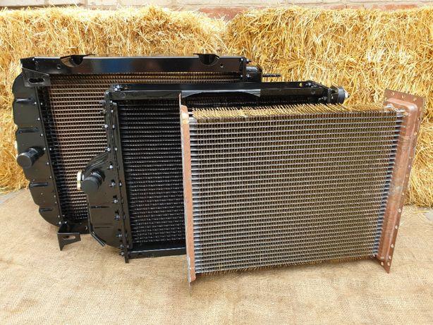 Радиатор водяной Сердцевина МТЗ Д240/243 ЮМЗ Д65 Медная в сборе