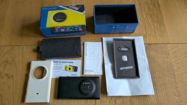 Nokia 1020 zadbana pełen komplet z fv - 1 miejsce w konkursie foto ;-)