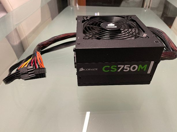 Zasilacz Corsair CS750M 750W Gold