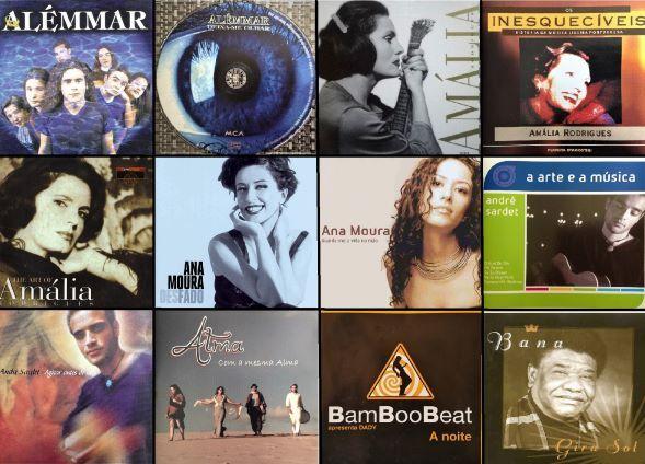 40 CDS – Música Portuguesa - Como NOVOS