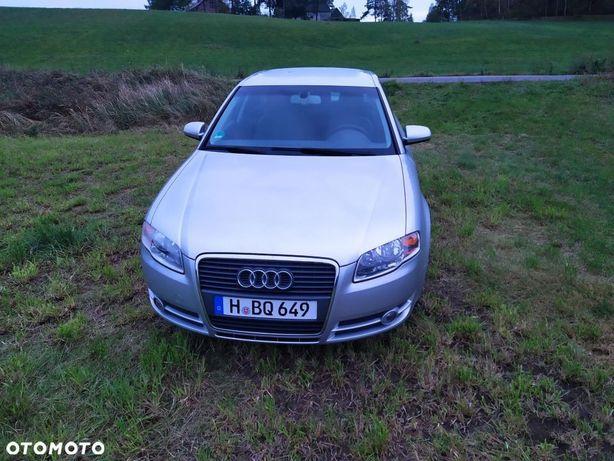 Audi A4 audi a4 b7 1.6 mpi Mały przebieg 73450 km