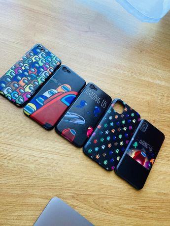 Case Iphone 7 / 8 / SE 2020 / 11 / X / XS obudowa etui Among Us
