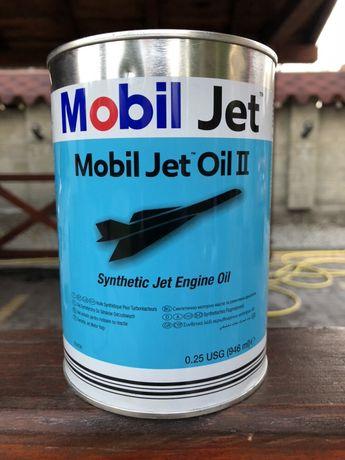 Ракетне масло Mobil
