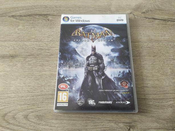Batman: Arkham Asylum [PC] (PL) WYDANIE PREMIEROWE