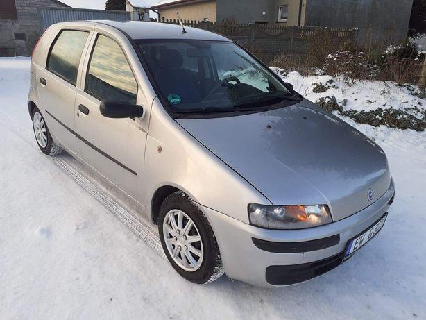 Fiat Punto II   Klima Elektryka z Niemiec 6xPP bez rdzy Super Stan
