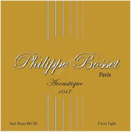 Phillipe Bosset ACO 10-47- struny do gitary