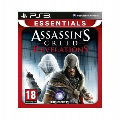 PS3 Essentials Assassin's Creed Revelations PL Po Polsku Płyta Outlet