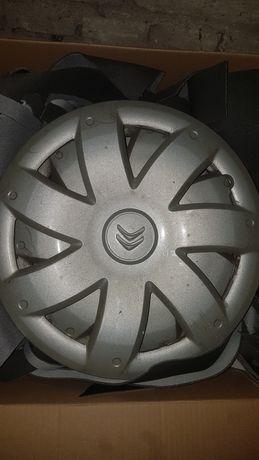 Kołpaki Citroen C3
