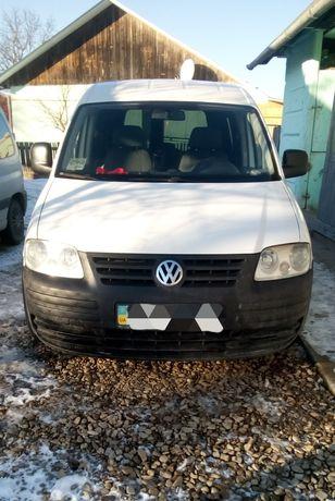 Volkswagen Caddy 2006 р.