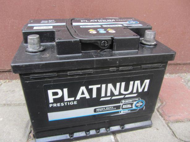 Akumulator Platinum 027 60Ah 570A P+ 12V