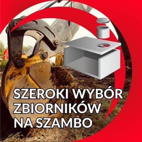 Zbiornik betonowy Szambo betonowe Deszczówka Piwniczka !!!PRODUCENT!!!