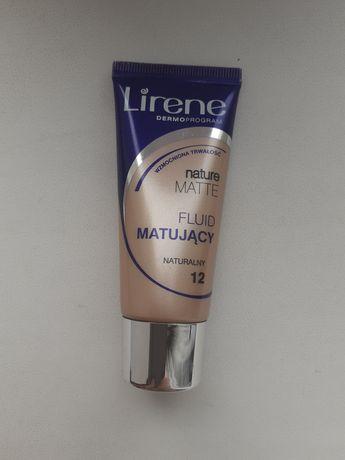 тональный крем матирующий lirene