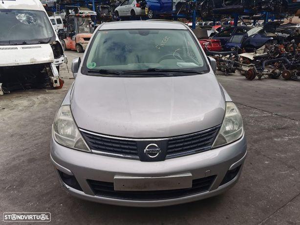 Peças Nissan Tiida 1.8 do ano 2008 (MR18DE)