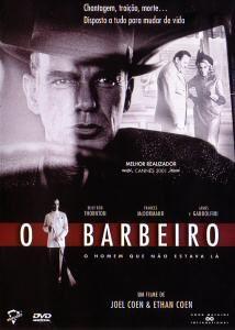 O Barbeiro (The Man Who Wasn't There), ainda selado, portes grátis