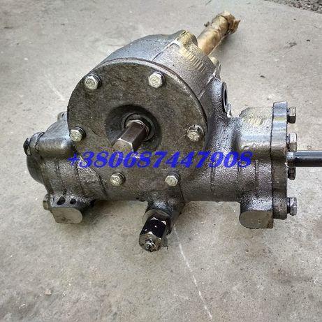 Рулевая колонка Т-40 (ГУР) Т30-3405020-Ж гидроусилитель руля.