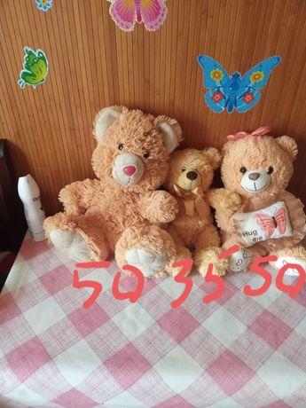 Мягкие игрушки Медведи от 10грн
