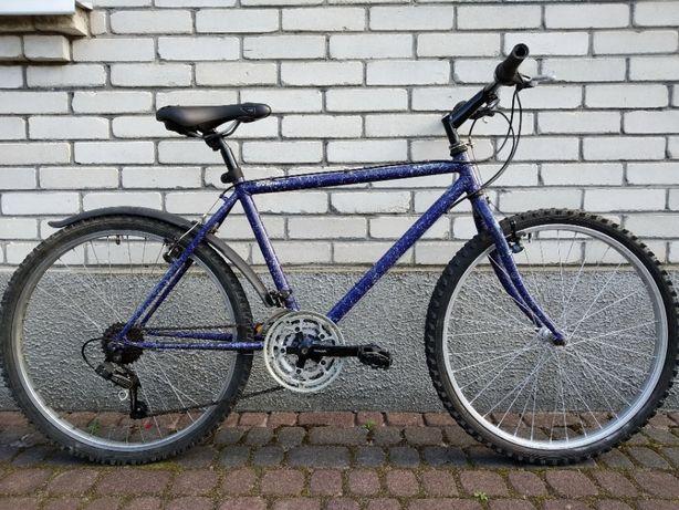 Велосипед хромолібденовий