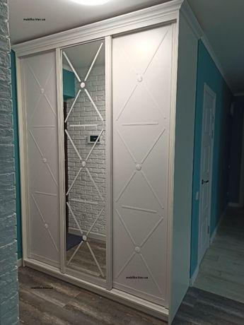Шкаф-купе Рим-Венециано для спальни, прихожей, детской